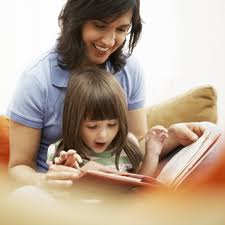 Reading with a parent or guardian at an early age is vital