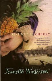 book jacket Sexing the Cherry
