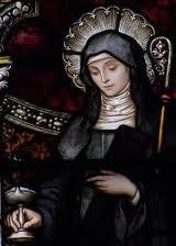 Brigit/Brigid, goddess and SaintImage: en.wikipedia.org