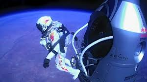 Felix Baumgartner knows what I'm talking about...Image: abcnews.go.com