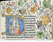 What's this? Just a blog, medieval-style.Image: abdn.ac.uk