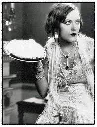 Ah, yes... she's coming! I, Hubris, will throw this pie in her big silly face and show her who's in charge around here! Image: wordswewomenwrite.wordpress.com