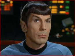 'Oh, really? That sounds highly illogical to me.' Image: pipeschool.blogspot.com