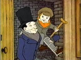I blame it all on Tiny Tim... Image: cedmagic.com
