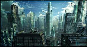I imagine the city Unubert lives in to look a little like this... Image: blog.zeemp.com