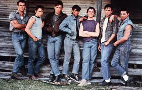 The cast of 'The Outsiders' movie (1983) Image: sf.funcheap.com