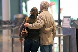 Those left behind after emigration - a difficult burden to carry. Image: news.ie.msn.com