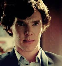Here, have a picture of Sherlock looking confused. You're welcome. Image: sherlockreactionimages.tumblr.com