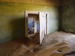 Kolmanskop, in the Namib Desert. Image: lovethesepics.com