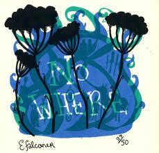Artist: Emma Jane Falconer. Colour risograph print. Image sourced: wemakezines.ning.com