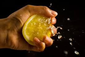 The lemon, that is. Not the hand. Image: catalysttrainingsystems.ca