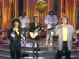 German band Wind, with 'Lass die Sonne in dein Herz', their entry for the 1987 competition Image: eurovision.de