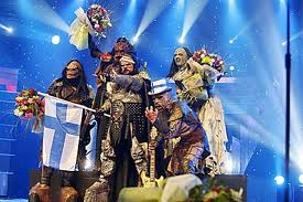 Lordi, Finland's winning entry in 2006 Image: savageminds.org