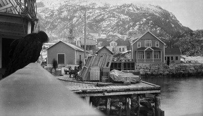 Hardanger, Norway, 1917 Image: New Old Stock, http://nos.twnsnd.co/