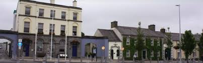 Part of Kells' pretty main street. Image: meathchronicle.ie