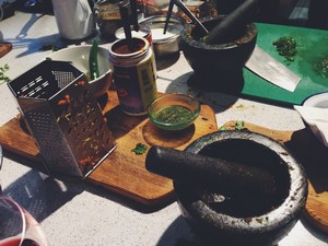 Pestles and mortars, taken by Tomas Laurinavicius Image sourced: getrefe.tumblr.com
