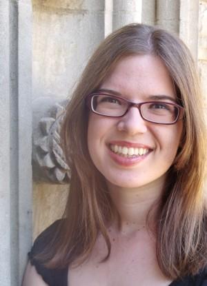 Author Michelle Proulx. Say hi!