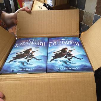 Author Copies of TEoTN