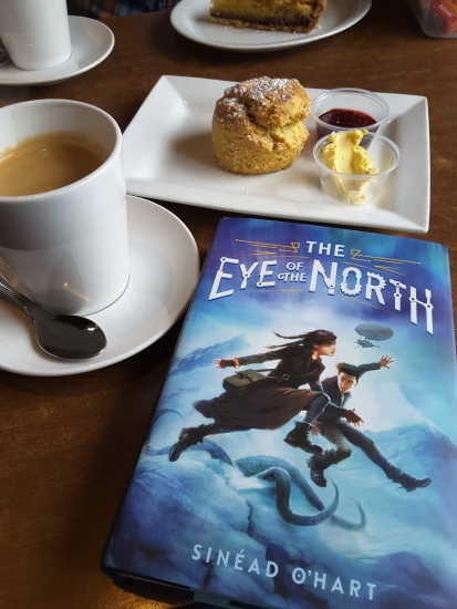 The Eye of the North is published
