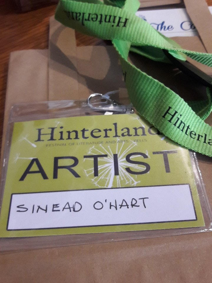 Hinterland Name Badge