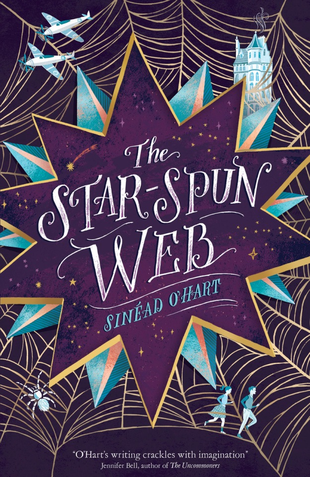 The Star-Spun Web Front Cover